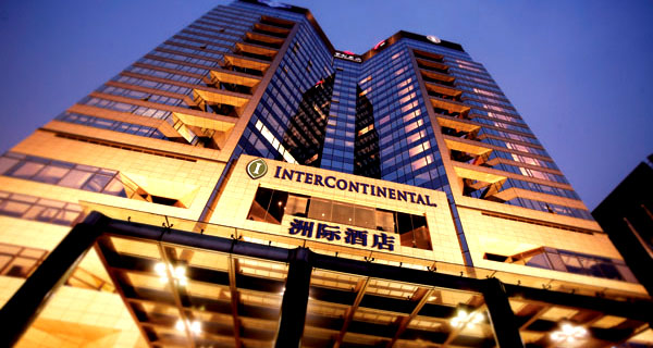 Beijing Intercontinental Financial Street Hotel