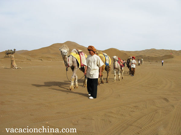 Viajes Xinjiang experiencia del Estilo Region Occidental China 12 Dias