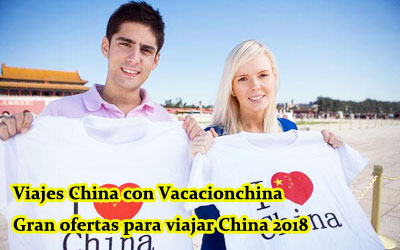 Viajes por China 2018