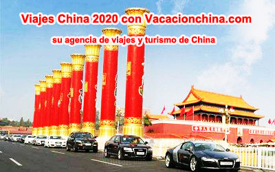 Viajes por China 2020