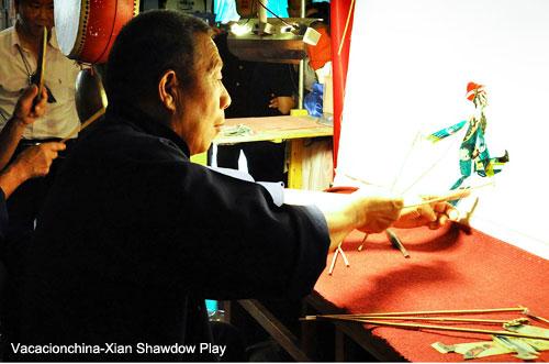 Viajes Xian Shawdow Play de Xian