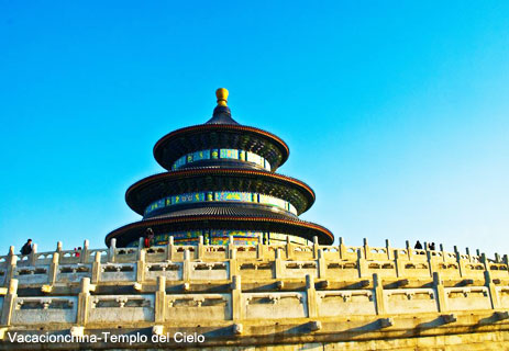 Viajes Beijing Templo del Cielo