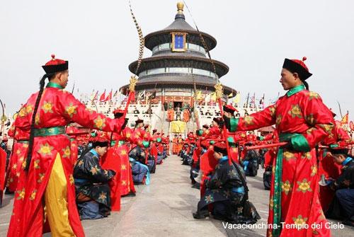 Viajes Pekin Templo del Cielo