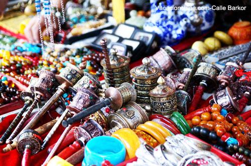 Viajar Tibet Calle Barkor