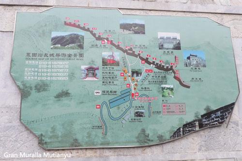 Viajar Gran Muralla Mutianyu