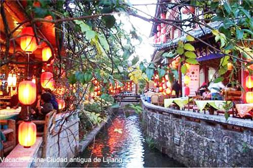 Viajar Ciudad antigua de Lijiang