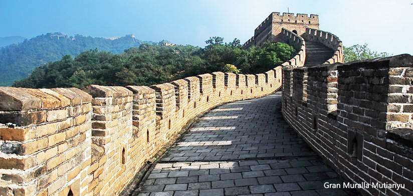 Viaje Gran Muralla Mutianyu
