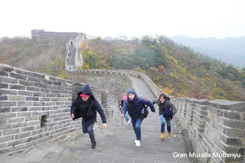 Viajes Gran Muralla Mutianyu