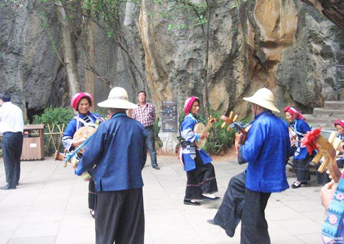 Viajes Kunming Bosque de Piedra
