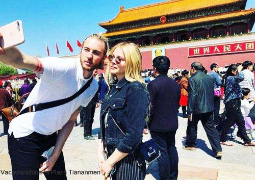 Viajes Pekin Plaza Tiananmen