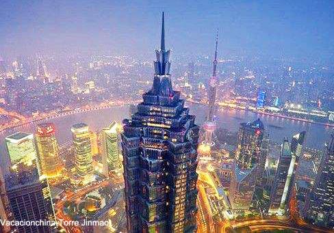 Viajes Shanghai Torre Jinmao