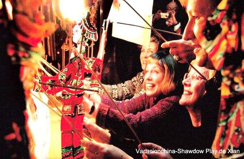 Viajar Xian Shawdow Play