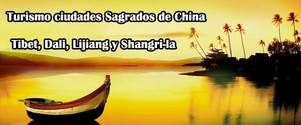 agencia de viajes de China