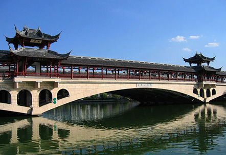 puentes arquitectura china